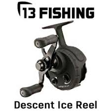 Катушка 13 Fishing Descent Ice Reel за 1шт.
